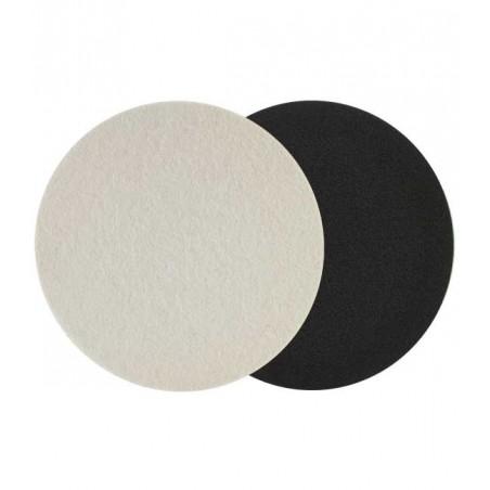 Veltinio diskas stiklo poliravimui Sonax