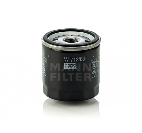 Mann-Filter W 712/83 alyvos filtras