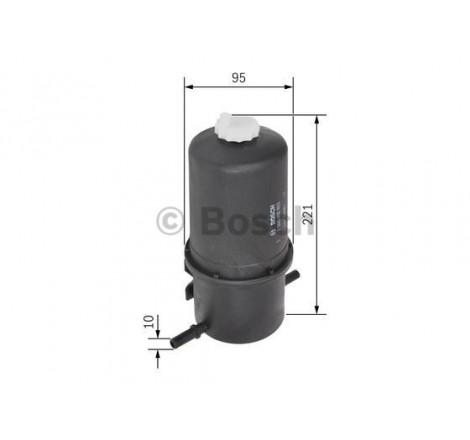 Bosch F-026-402-853 degalų filtras