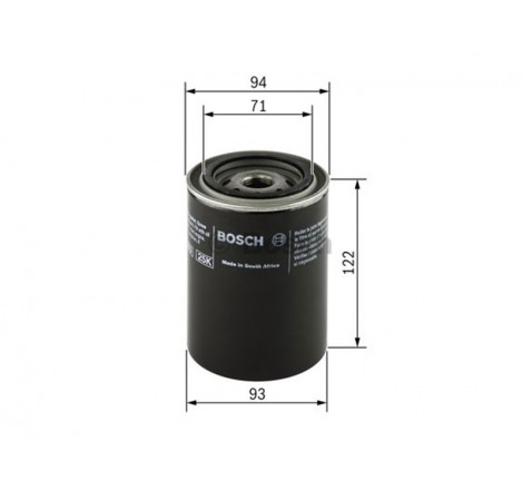 Bosch 0-451-103-357 alyvos filtras