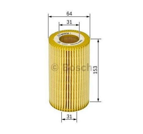 Bosch 1-457-429-252 alyvos filtras