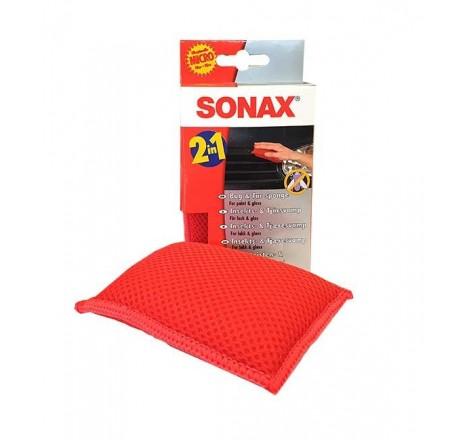 Vabzdžių liekanų valymo kempinė Sonax