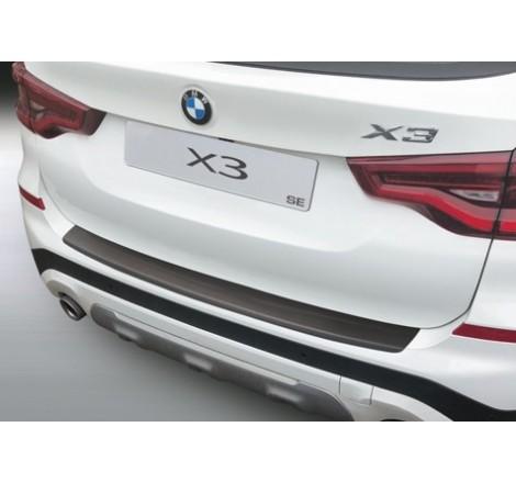 Galinio bamperio apsauga RGM BMW X3 G01 SE/X-Line