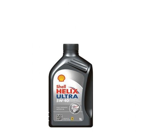 Variklio alyva Shell Helix Ultra 5W40 1l