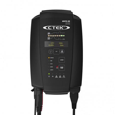 Akumuliatorių baterijų įkroviklis CTEK MXTS 40