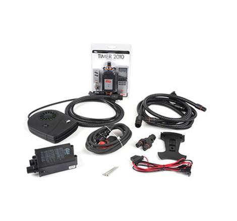 Calix SlimLine 1400W, su 5A akumuliatoriaus įkrovikliu ir distanciniu valdymu