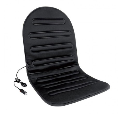 Universalus šildomas sėdynės užvalkalas