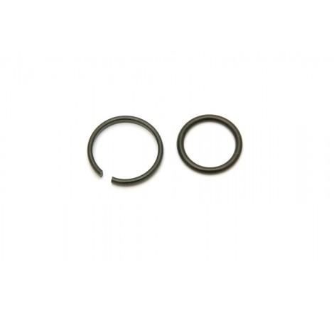 Galvutės laikiklis ir O-žiedas K9801 veržliasukiui