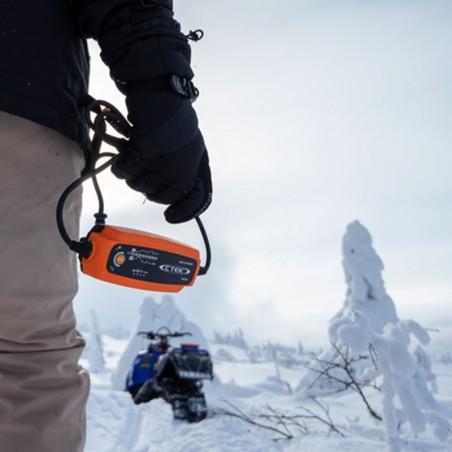 Akumuliatorių baterijų įkroviklis CTEK MXS 5.0 Polar