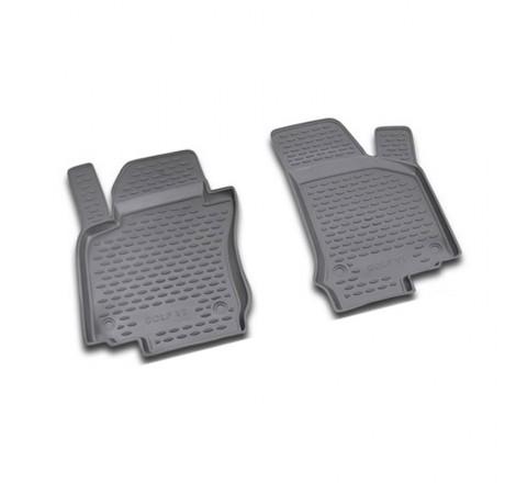 Guminiai priekiniai kilimėliai  VW Golf VI 10.08 - 12.14