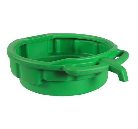 Alyvos - aušinimo skysčio surinktuvas 17l žalias