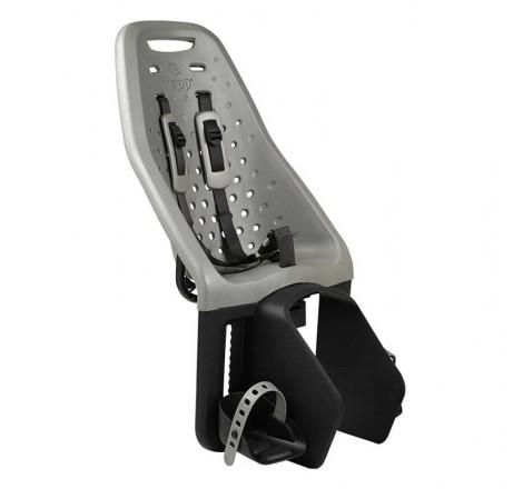 Pilka kėdutė vaikui Thule Yepp Maxi tvirtinama ant bagažinės