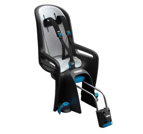 Dviračio kėdutė RideAlong tamsiai pilka