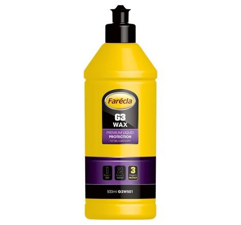 G3 vaškas 500 ml