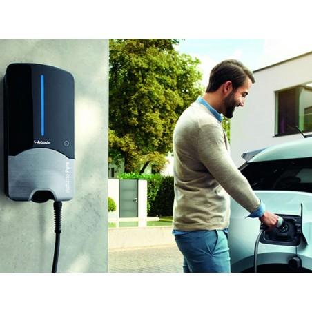 Elektromobilio įkrovimo stotelė Webasto Pure II 22 kW