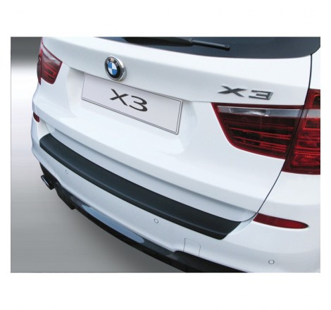 Bamperio apsauga BMW X3 F25 M-SPORT/SE 11.10 - 03.14