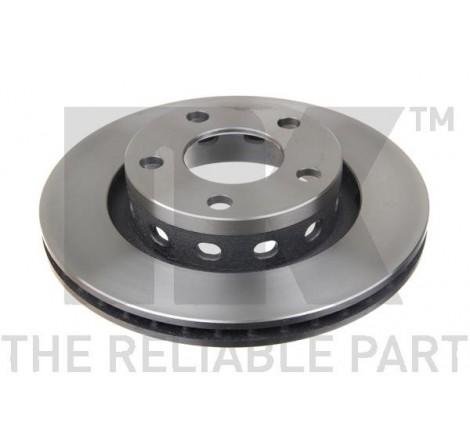 Stabdžių diskas NK 2047158