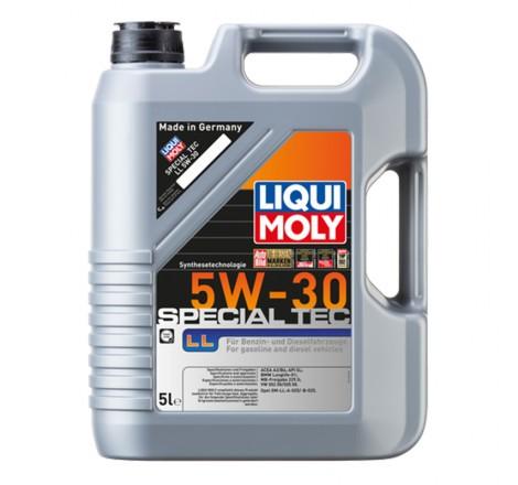 Variklinė alyva Liqui Moly Special Tec LL 5W30, 5l