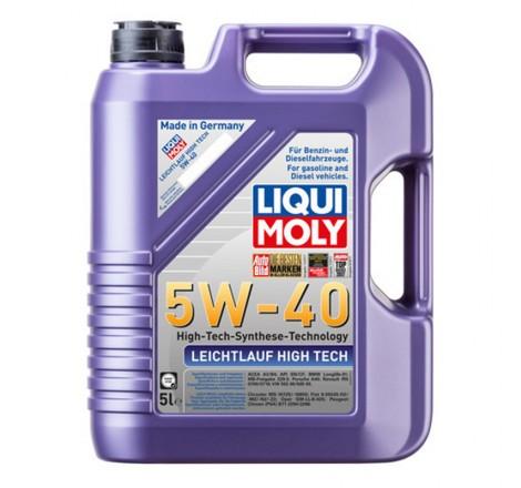 Liqui Moly Leichtlauf High Tech 5W40, 5l
