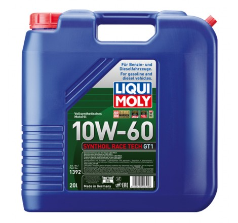 iqui Moly Synthoil Race Tech GT1 10W-60