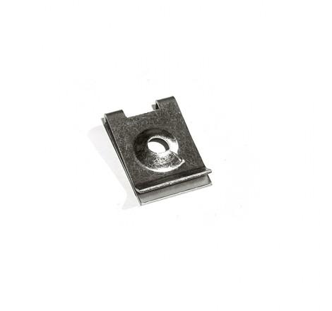 Plokštelinė kėbulo veržlė 4.8mm 5vnt