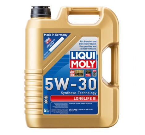 Liqui Moly Longlife III 5W-30