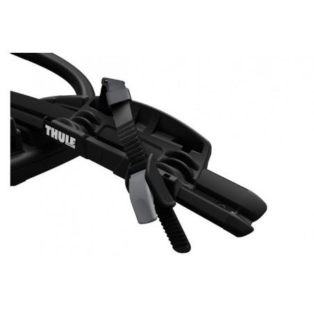 1 dviračio laikiklis ant stogo ProRide 598 juodas