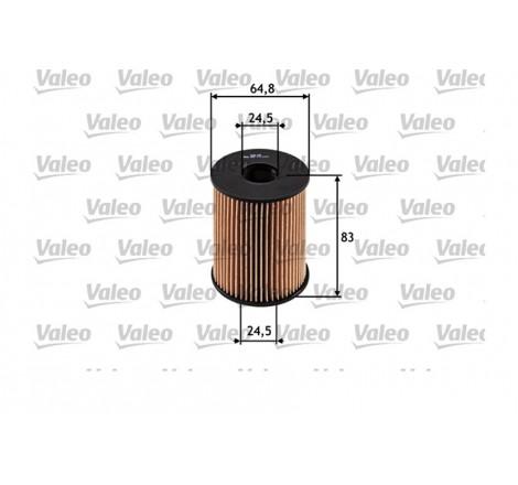 Valeo 586516 alyvos filtras