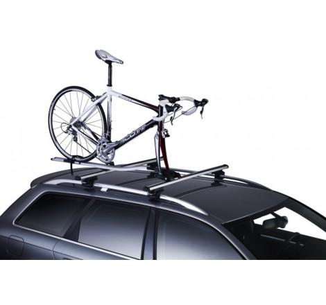 1 dviračio laikiklis ant stogo Outride