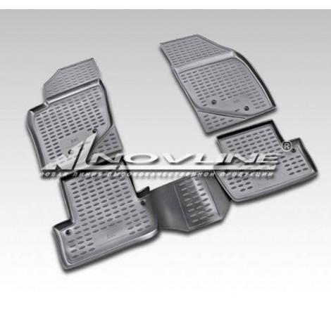 Guminiai kilimėliai 4 vnt Volvo S60 01-