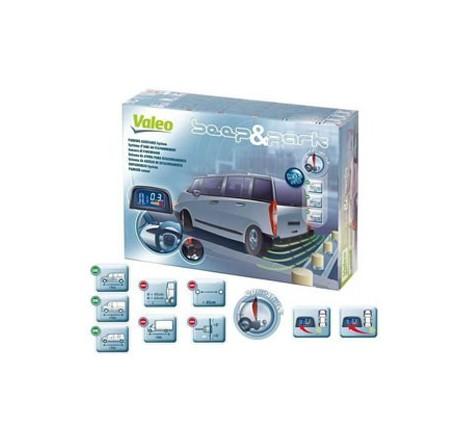 Parkavimo sistema Valeo Beep&Park Kit6 (4d.gal.10m.)