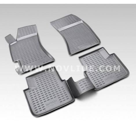 Guminiai kilimėliai 4vnt Subaru Impreza 2007-