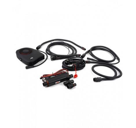 Salono šildytuvo komplektas Calix WiveLine 1200W/220V su akumuliatoriaus įkrovikliu