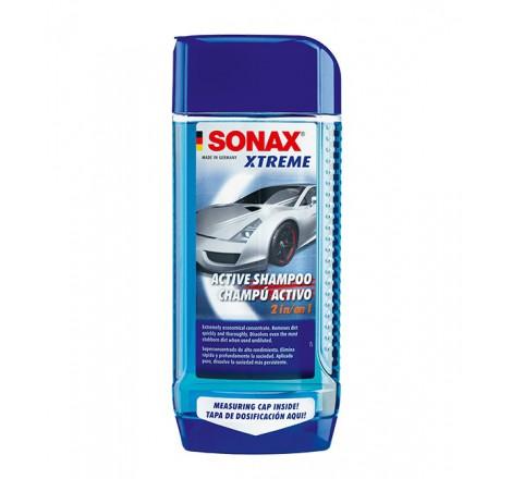 Koncetruotas automobilio šampūnas Sonax Xtreme 2in1 500ml