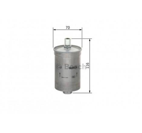 Bosch 0-450-906-374 degalų...
