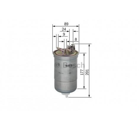 Bosch 0-450-906-407 degalų...