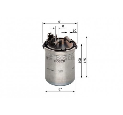 Bosch 0-450-906-450 degalų...