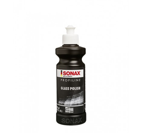 Sonax polirolis stiklui ProfiLine