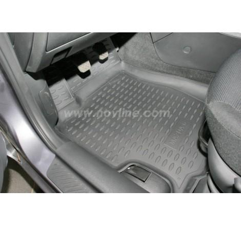 Guminiai kilimėliai 4 vnt Mazda 6 02-07