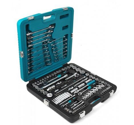 Mechaniko įrankių rinkinys 139 įrankiai K25017