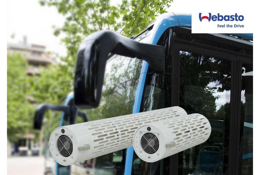 Webasto HEPA-14 oro filtravimo sistema HFT